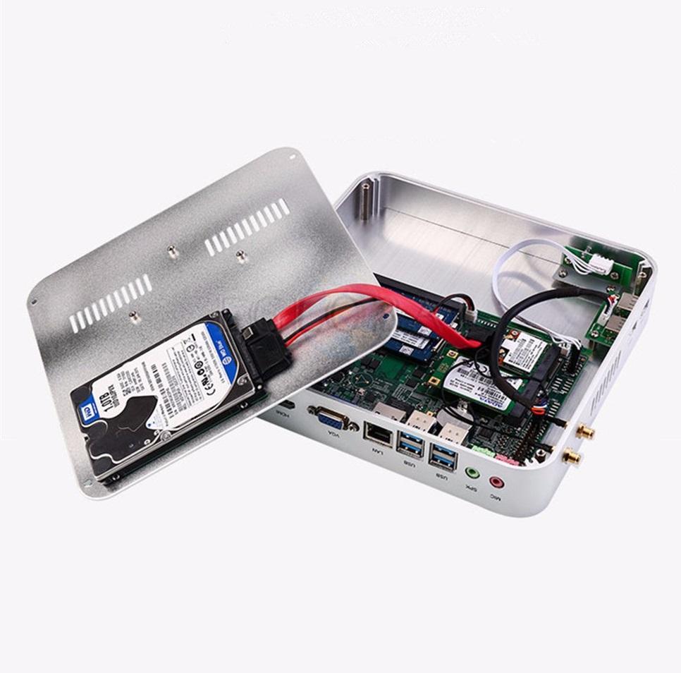 Namek Mini PC 6200 Case Open