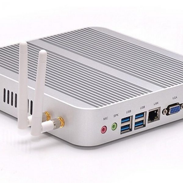 Namek Mini PC 5005 Side View