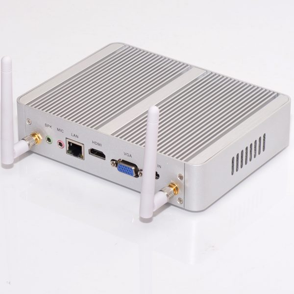 Namek Mini PC N3150 Back Wifi