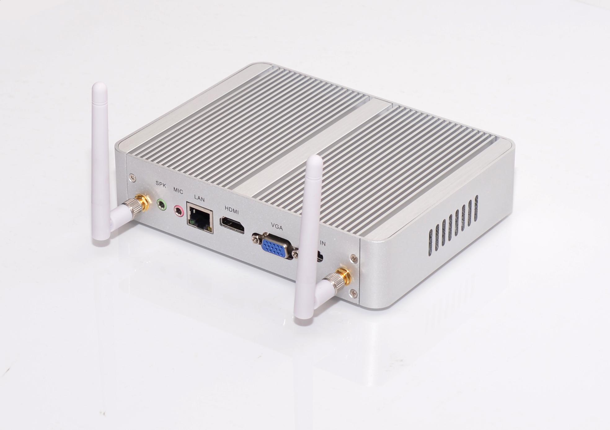 Namek Mini PC N3150 Back Wifi
